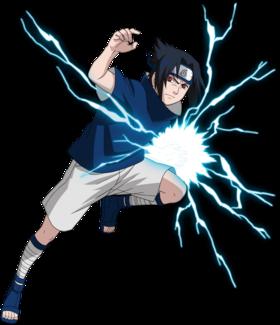 Naruto: Clash of Ninja/Characters/Sharingan Sasuke ...