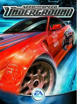 Box artwork for Need for Speed: Underground.