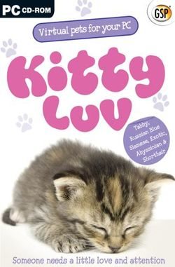 Box artwork for Kitty Luv.