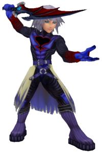 KH character Dark Riku.png