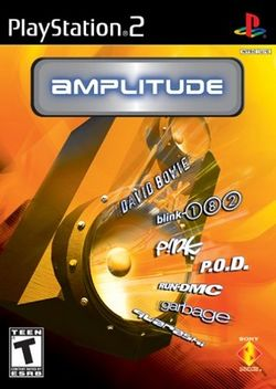Box artwork for Amplitude.