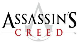 The logo for Assassin's Creed.
