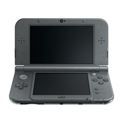 The console image for New Nintendo 3DS XL.