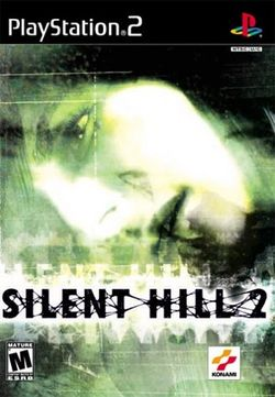 Box artwork for Silent Hill 2.