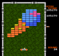 Arkanoid NES Stage 34.png