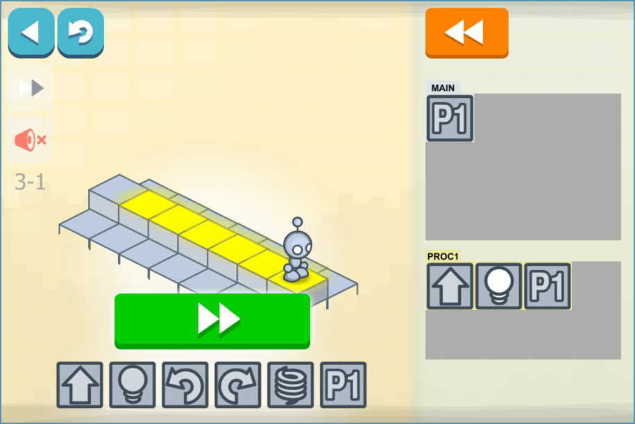 Lightbot flash loops strategywiki the video game walkthrough and