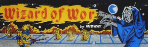 Wizard of Wor marquee