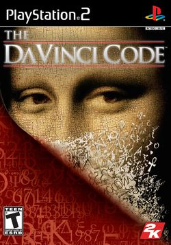 Box artwork for The Da Vinci Code.