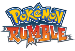 Box artwork for Pokmon Rumble.