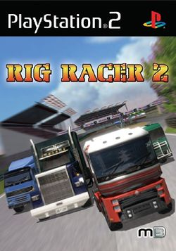 Box artwork for Rig Racer 2.