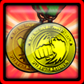 SFIV Medal Hunter achievement.png