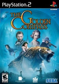 Box artwork for The Golden Compass.