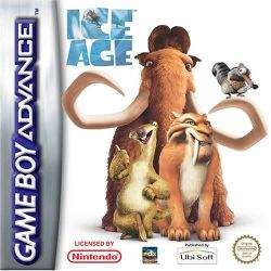 Box artwork for Ice Age.
