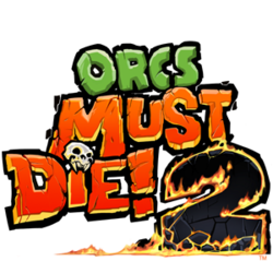 Box artwork for Orcs Must Die! 2.
