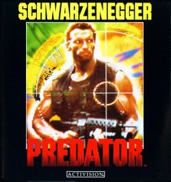 Box artwork for Predator.