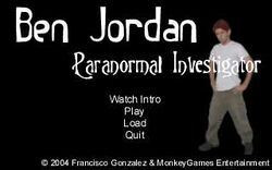 Box artwork for Ben Jordan: Paranormal Investigator: Case 1: In Search of the Skunk-Ape.