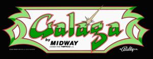 Galaga marquee