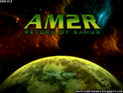 Box artwork for AM2R.