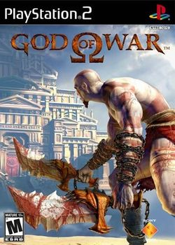 Box artwork for God of War.