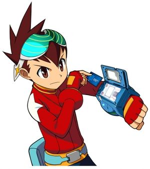 mega man star force/characters — strategywiki, the video