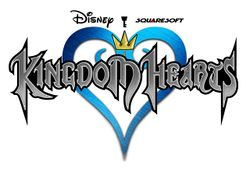 The logo for Kingdom Hearts.
