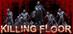 Box artwork for Killing Floor.