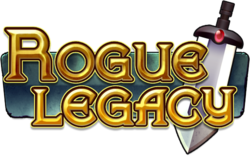 Box artwork for Rogue Legacy.