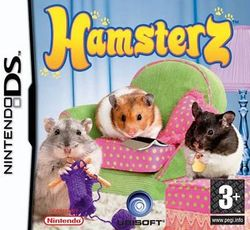 Box artwork for Hamsterz.