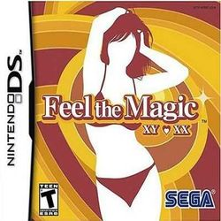 Box artwork for Feel The Magic.