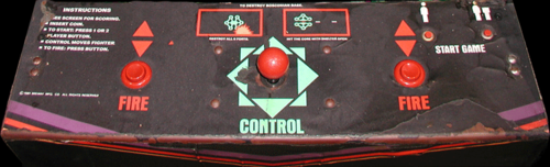 Bosconian control panel.png