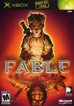 Box artwork for Fable.