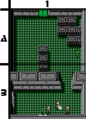 Metal Gear NES map B3 F1.png