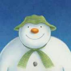 Box artwork for The Snowman and the Snowdog.