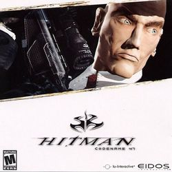 Box artwork for Hitman: Codename 47.