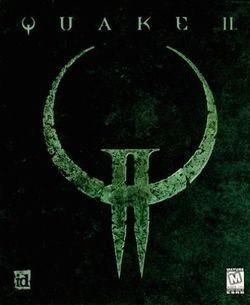 Box artwork for Quake II.