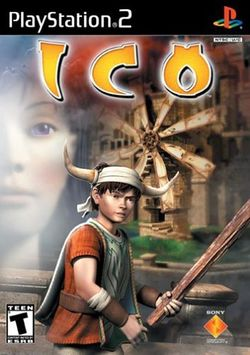 Box artwork for ICO.