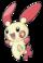 Pokemon 311Plusle.png