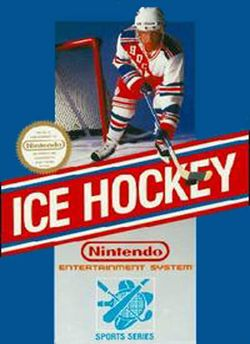 Box artwork for Ice Hockey.