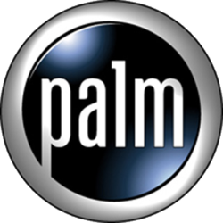 The console image for Palm OS.