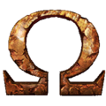 God of War bronze trophy.png
