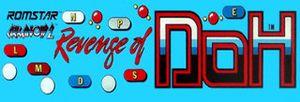 Arkanoid: Revenge of Doh marquee
