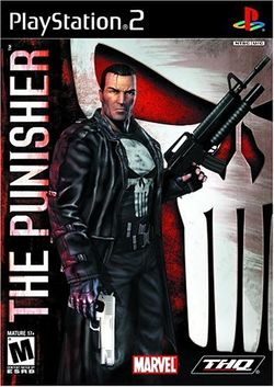 Box artwork for The Punisher.