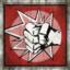 Batman AC achievement Aggravated Assault.png