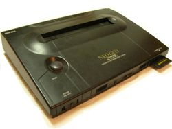 The console image for Neo Geo.