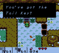 Zelda LA Mysterious Forest Tail Key.png