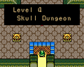 LoZ OA Level 4 Skull Dungeon.png