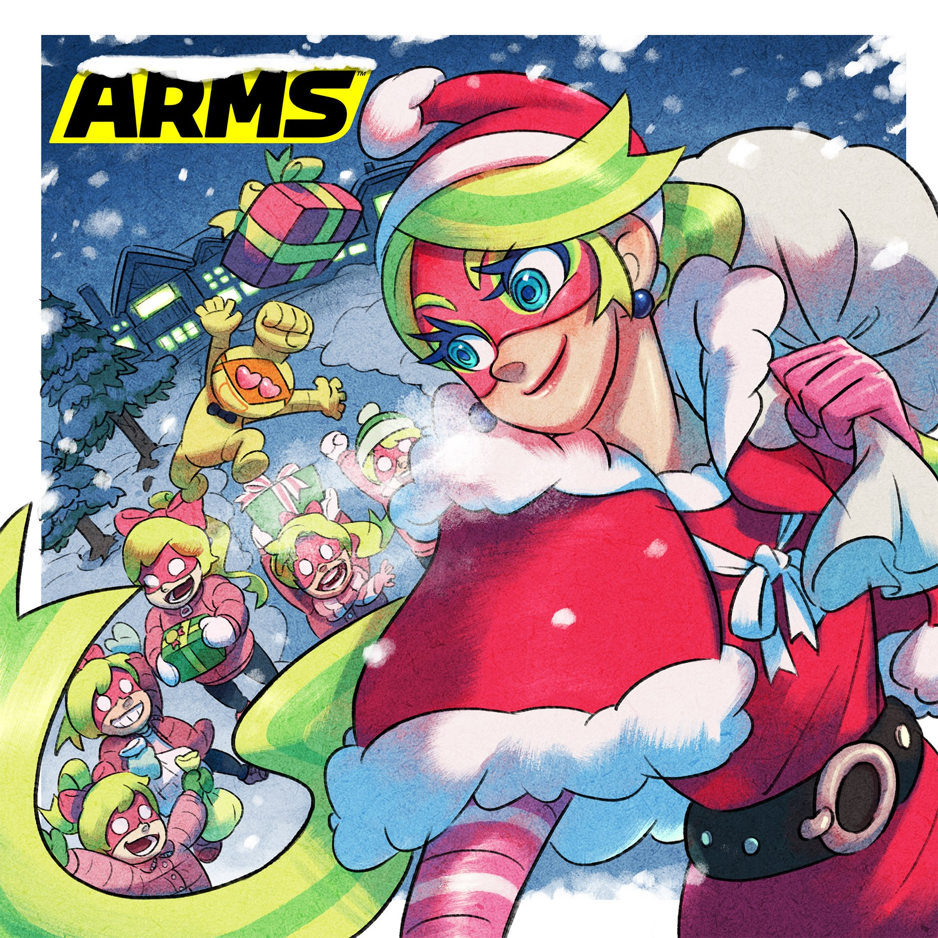 Ribon Claus