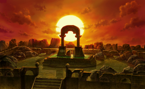 Nadia's Bell in Chrono Cross