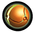 Brawl Sticker Morph Ball (Metroid Pinball).png