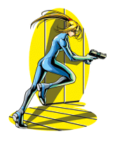 File:Brawl Sticker Running Zero Suit Samus (Metroid ZM).png